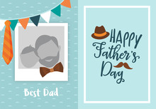 Happy Father's Day Greeting Ca...