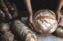 Bread Loaves Food Photography Recipe Ideas
