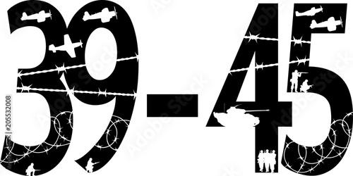 Papel de parede  Seconde Guerre Mondiale 39-45