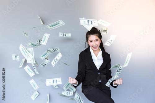 Millionaire girl