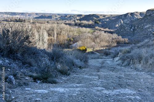 Photo  Camino de as Carcavas en Morata.