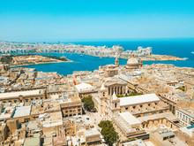 Valletta, Malta Panorama - The...