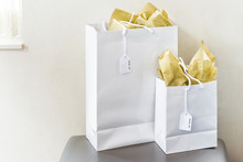 Two Large Gift Bags With Thank...