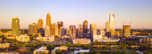 Aerial Fly In Over Charlotte N...