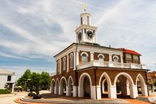 Fayetteville North Carolina Downtown City Center Hay Street