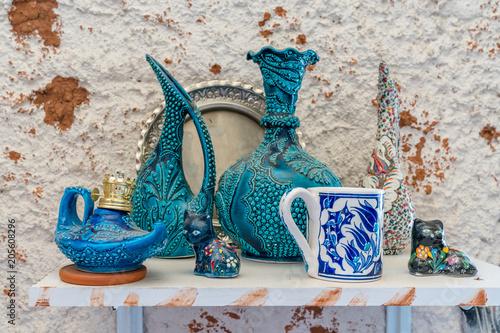 Foto op Plexiglas Turkije Turkey Ceramic Sculpture