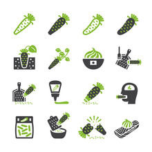 Wasabi Icon Set