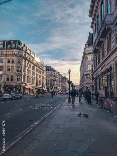Türaufkleber London roten bus London