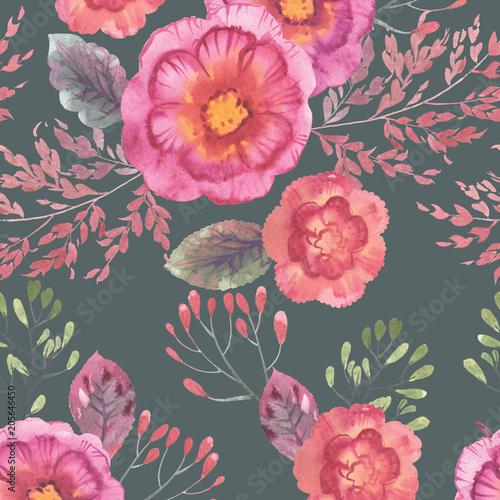 High Resolution Floral Wallpaper