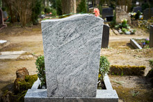 Grief At Cemetery / Red Carnat...