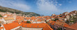 Panorama of Dubrovnik Old Town