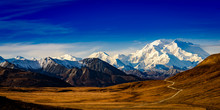 HDR Panorama Of Denali From St...