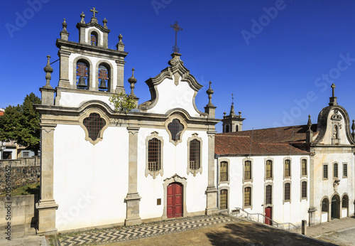 Vinhais Church of Saint Francis and the Seminary of the Apostolic Missionaries Wallpaper Mural