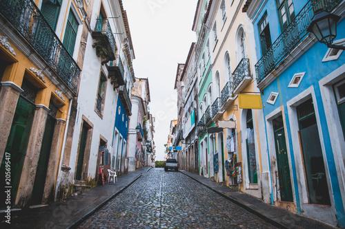 Fototapety, obrazy: Pelourinho in Bahia, Salvador - Brazil