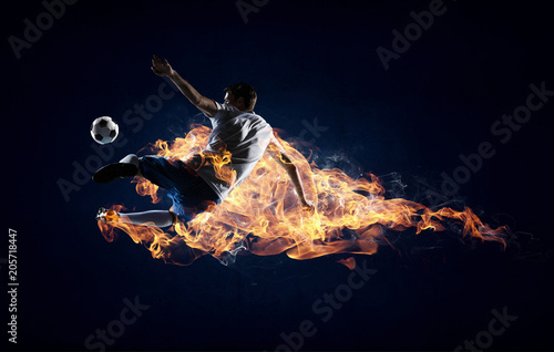 Fotografie, Tablou  Game hottest moments