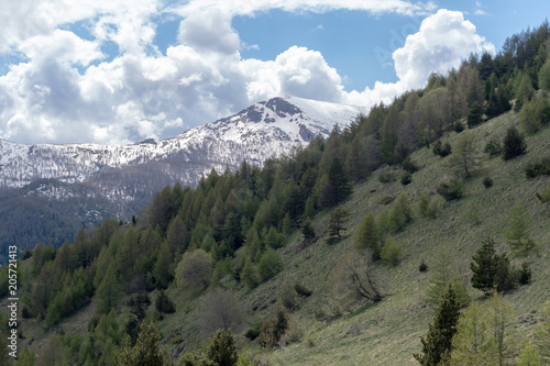 Spoed Foto op Canvas Alpen Ligurian Alps, Italy