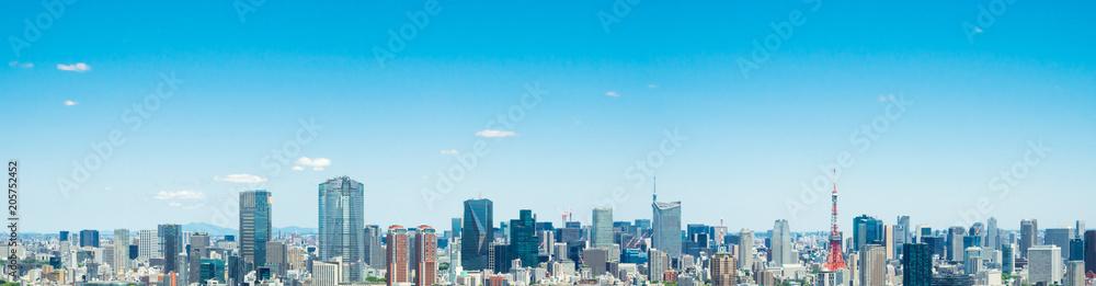 Fototapeta 東京風景