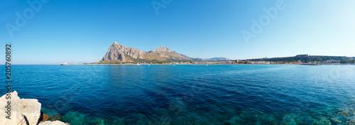 In de dag Mediterraans Europa San Vito lo Capo, Sicily, Italy