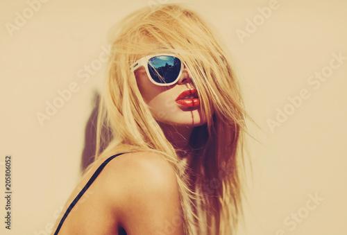 Photo  Fashion photoshoot of beautiful model