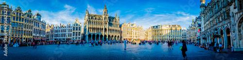 Poster Brussel City of Brussels - Belgium