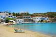 Fassolou beach in Sifnos in Greece