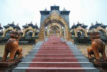 Wat Pa Kung, Roi Et, Thailand