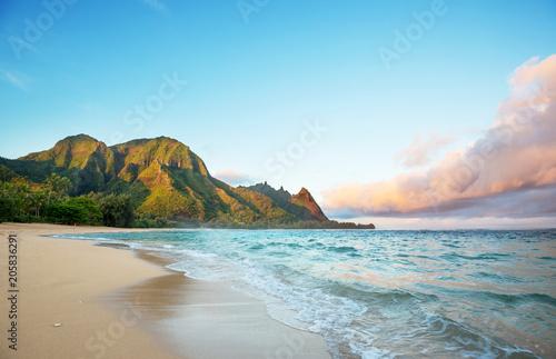 In de dag Oceanië Kauai