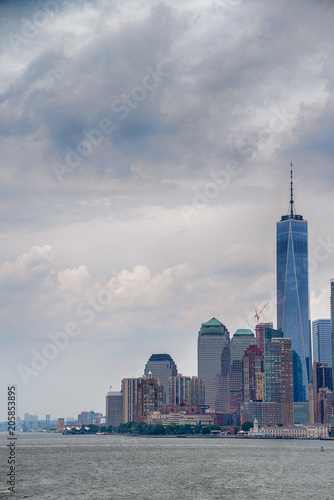 View of Manhattan, New York City