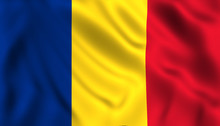 Romanian Flag Symbol Of Romania