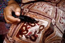 Madura Batik Painting, Indonesia