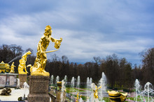 Peterhof Summer Palace In St.P...
