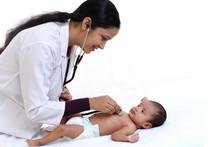 Newborn Baby Examination By Do...