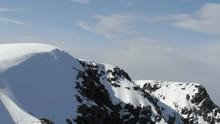 Hikers On Summit Of Ben Nevis ...
