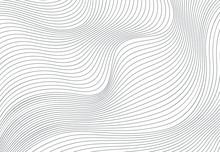 Wavy Vector Background