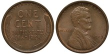 United States Coin 1 One Cent ...