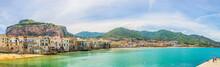 View Of The Sicilian City Cefa...