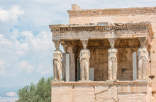 The Porch Of The Caryatids, Fe...
