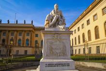 Berlin Alexander Humboldt Memo...