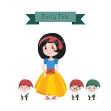 Illustration Of Fairy Tale Cha...