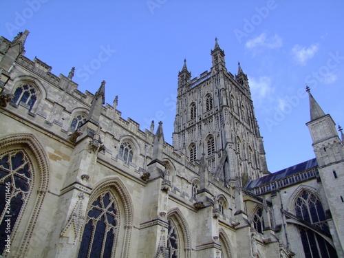 Fotografie, Obraz Kathedrale von Gloucester