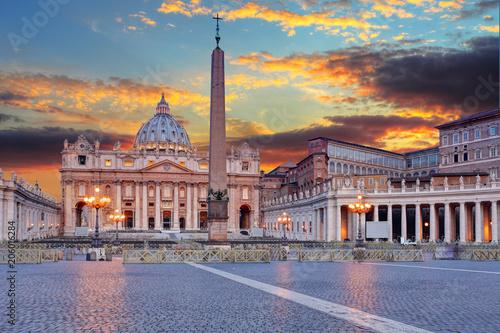 Photo  Basilica di San Pietro, Vatican, Rome, Italy
