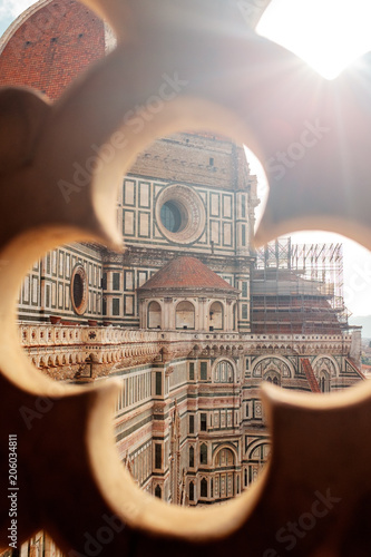 Aluminium Prints Nasa Journey to Italy. Architecture and sights of Florence
