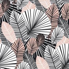 NaklejkaTender color elegant floral seamless pattern