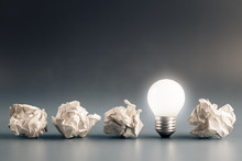Solution Idea Glowing