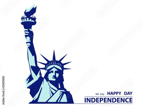 Fotografie, Obraz  Statue of Liberty