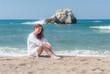 Bajo el mismo sol. Pelirroja. Sesión Ibiza 2007