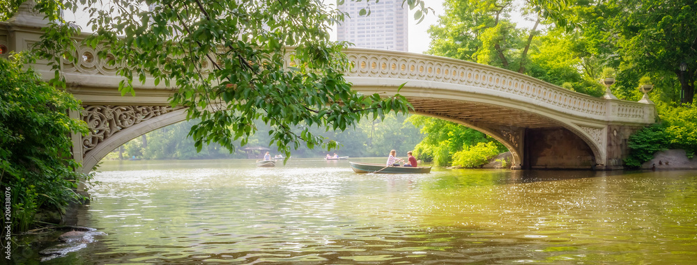 Fototapety, obrazy: Central Park, Manhattan, New York City, USA