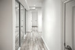 canvas print picture - Bright hallway in an apartment