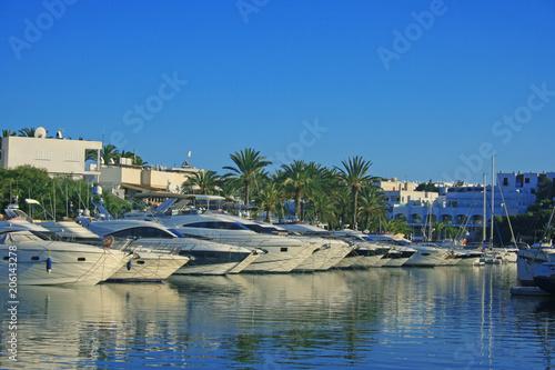 Plakat Mallorca Hafen Cala D'Or