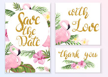 Save The Date. Wedding Cards W...